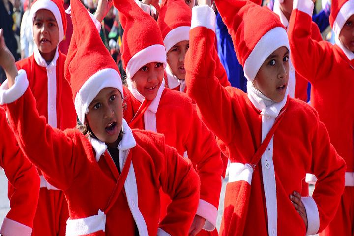 Divine Wisdom School-Christmas