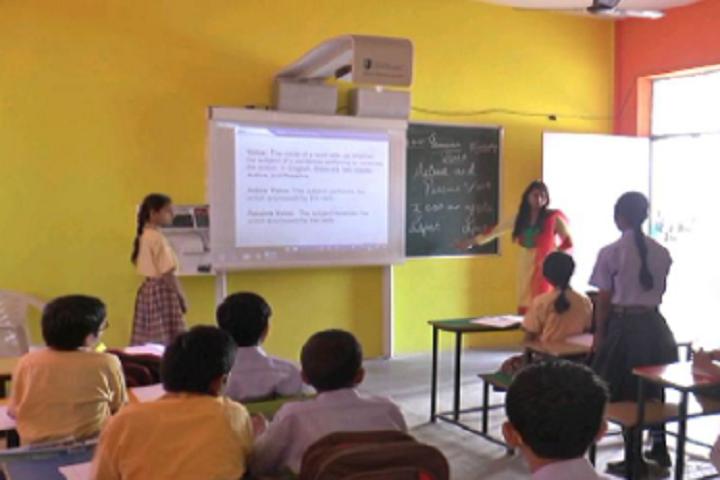 Divine Wisdom School-Class