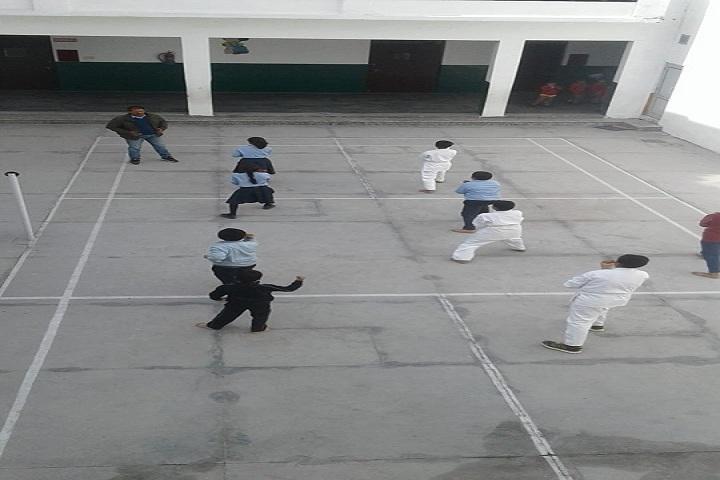 Divine Wisdom School-Karate