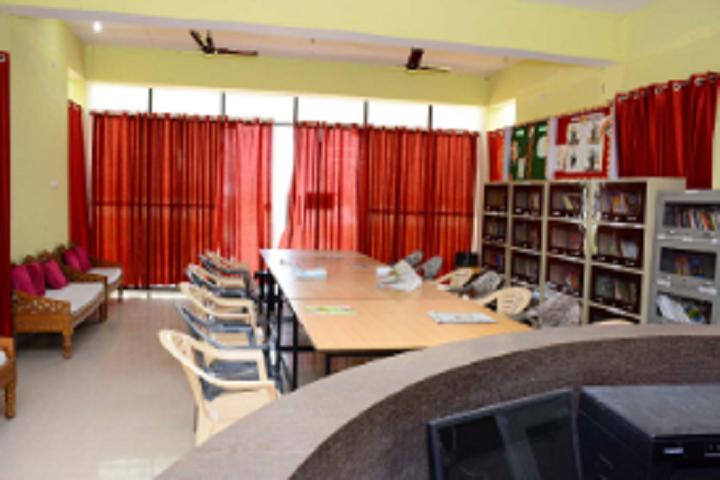 Divine Wisdom School-Library