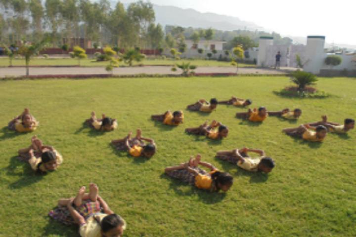 Divine Wisdom School-Yoga