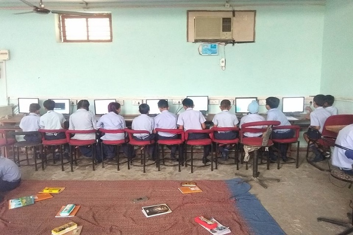 Doon Valley International School-IT-Lab