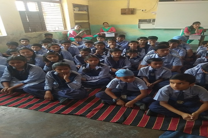 Doon Valley International School-Students
