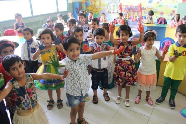 Doon Valley Public School-Kids