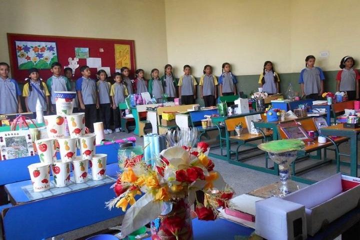 Doon Valley Public School-Arts