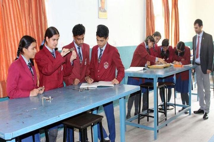 Doon Valley Public School-Lab
