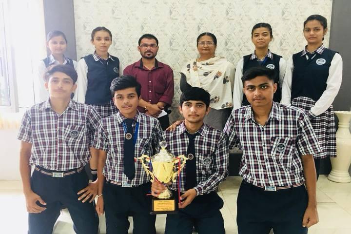 Doon Valley School-Awards