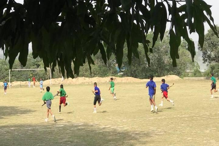 Doon Valley School-Games