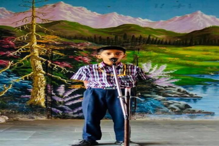 Doon Valley School-Singing