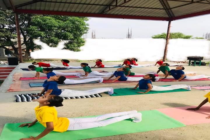 Doon Valley School-Yoga