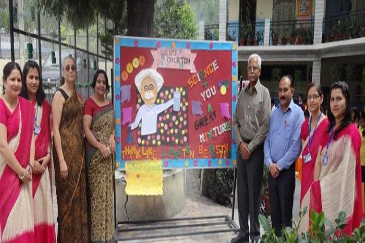 Dr Devi Chand DAV Public School-Activity