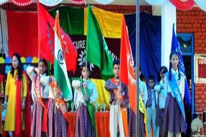 Dr Devi Chand DAV Public School-Sports Meet