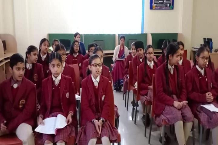 Dr Devi Chand DAV Public School-Students