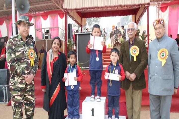 Dr Devi Chand DAV Public School-Winners