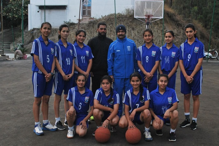 Durga Public School-Sports Team