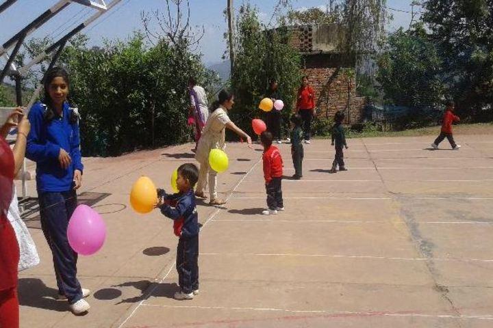 Florence Convent School-Balloan Activity