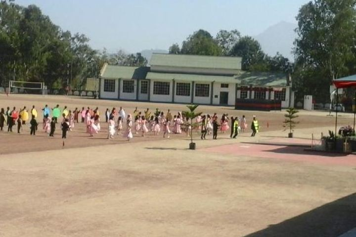 Florence Convent School-Play Ground