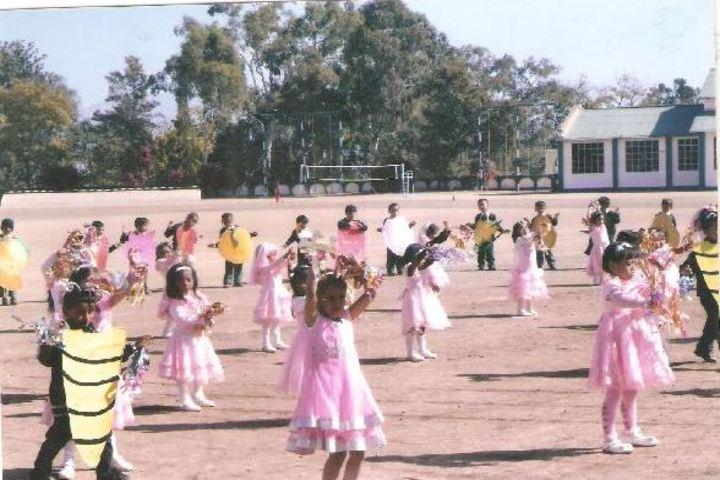 Florence Convent School-Sports Meet