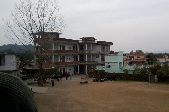 GAV Public School-Campus-View