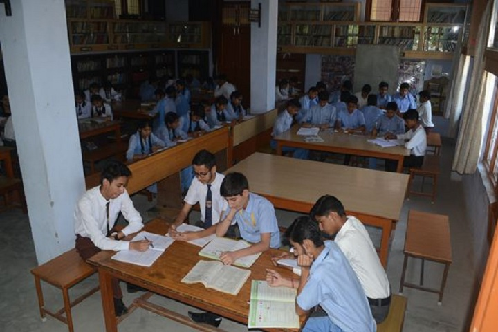 GAV Public School-Library