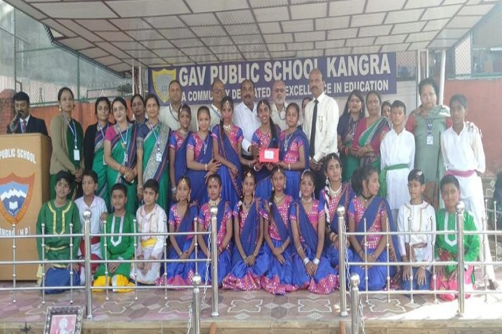 GAV Public School-Students