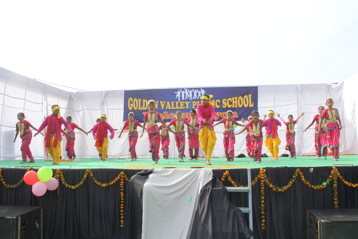 Golden Valley Public School-Cultural Fest