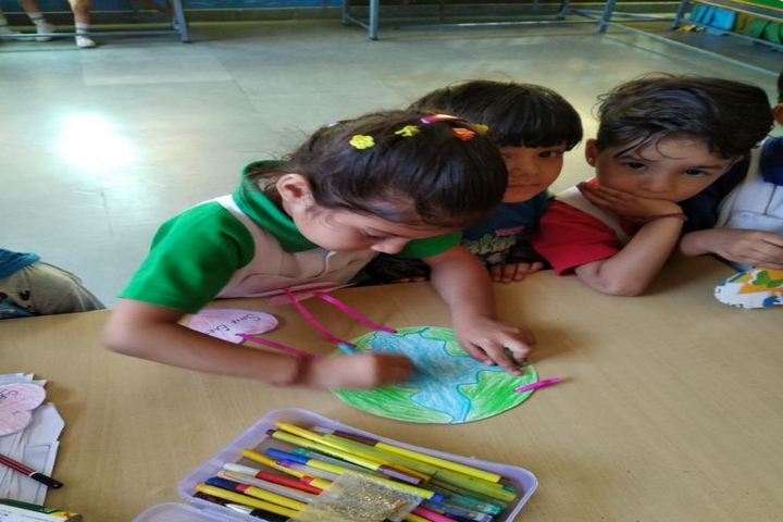 Golden Valley Public School-Drawing Competition