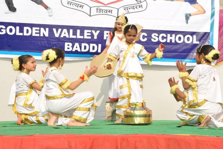 Golden Valley Public School-Founders Day