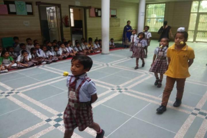 Golden Valley Public School-Games