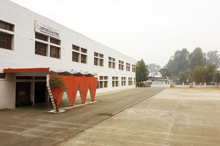 Government BSL Senior Secondary School-Campus