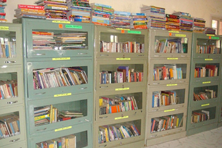Government BSL Senior Secondary School-Library
