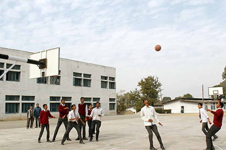 Government BSL Senior Secondary School-Play Ground
