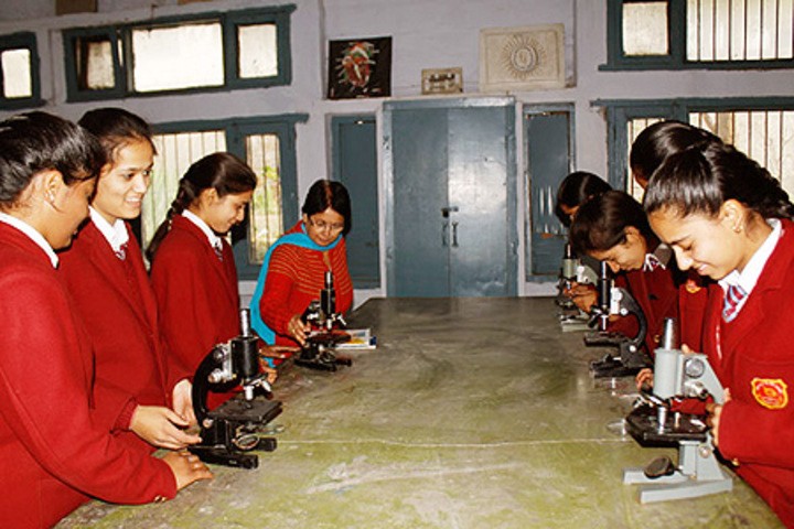 Government BSL Senior Secondary School-Science Lab