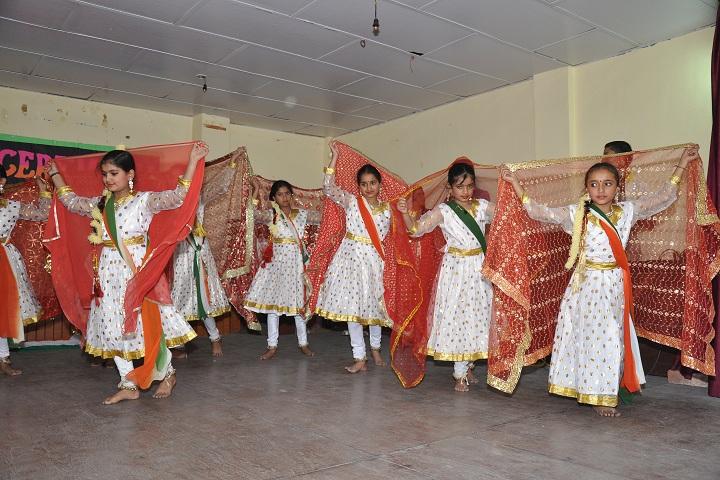 Green Field Senior Secondary School-Dance-Competition