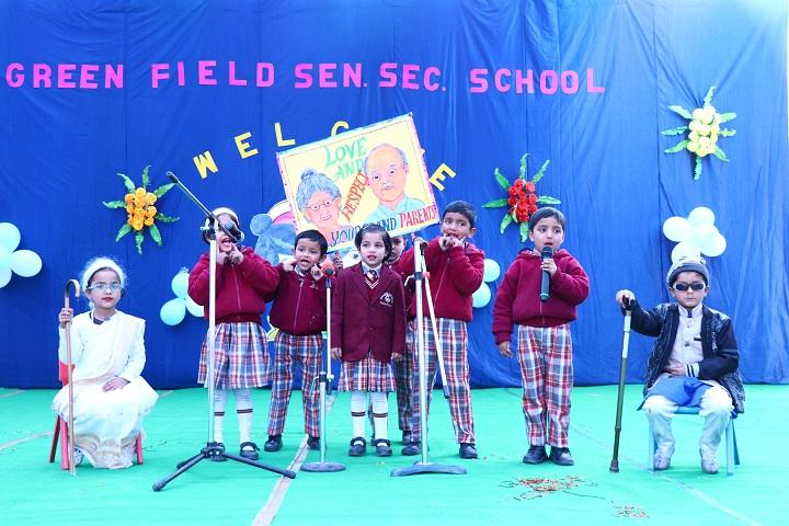 Green Field Senior Secondary School-Events