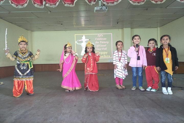 Green Field Senior Secondary School-Festival-Celebration