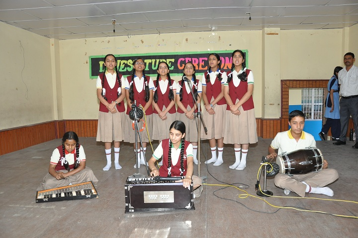 Green Field Senior Secondary School-Music-Competition