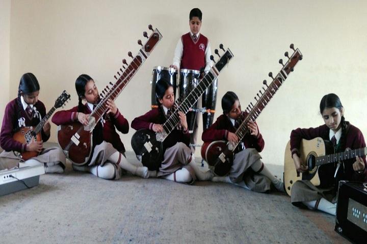 Green Field Senior Secondary School-Music-Room