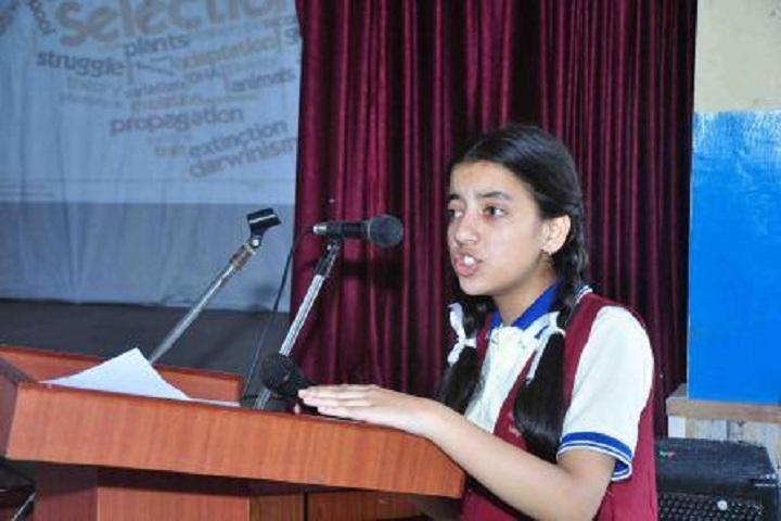 Green Field Senior Secondary School-Seminar