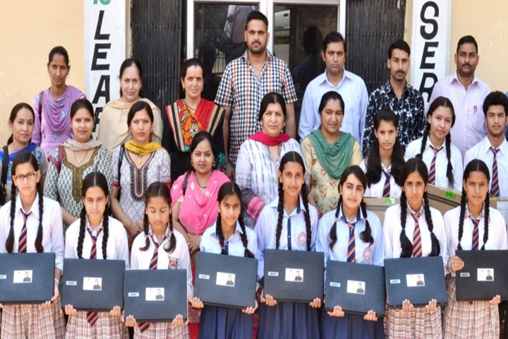 Green Valley Public School-Prize-Distribution