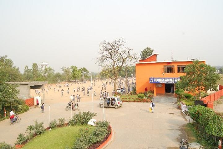 Guru Nanak Mission Public School-Campus