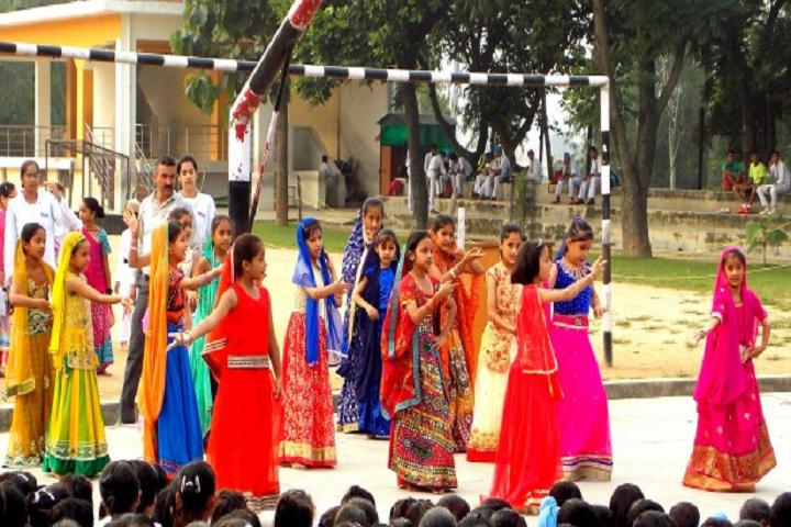 Guru Nanak Mission Public School-Dance