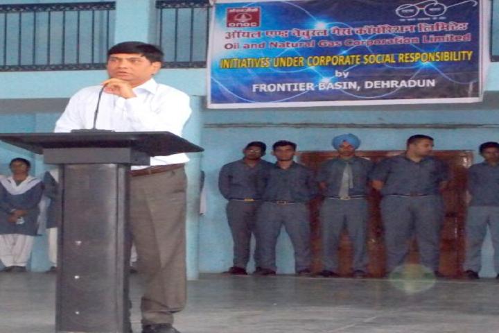 Guru Nanak Mission Public School-Seminar