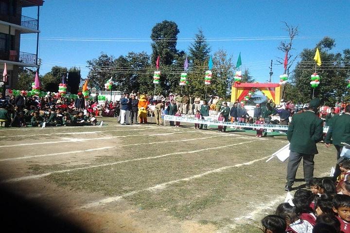 Guru Nanak Public School-Games