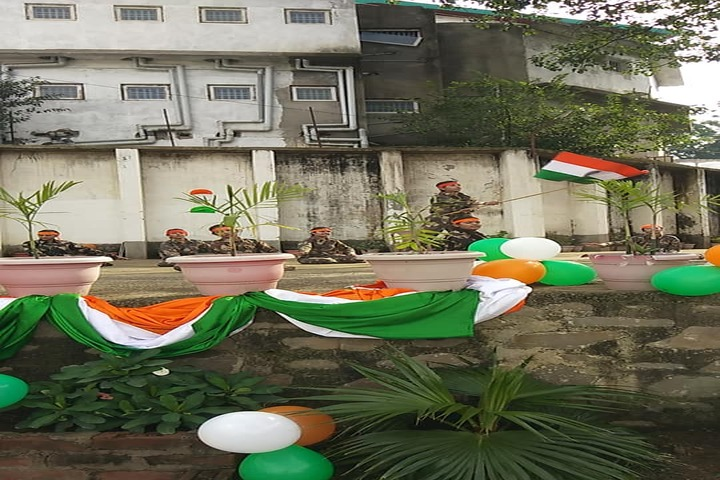 Gurukul International School-Independence Day