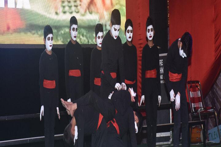 Gurukul International Senior Secondary School-Drama