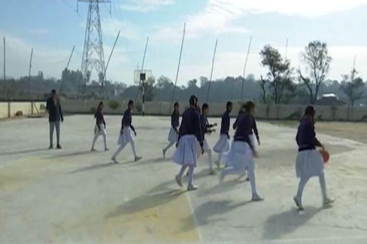Gurukul International Senior Secondary School-Sports