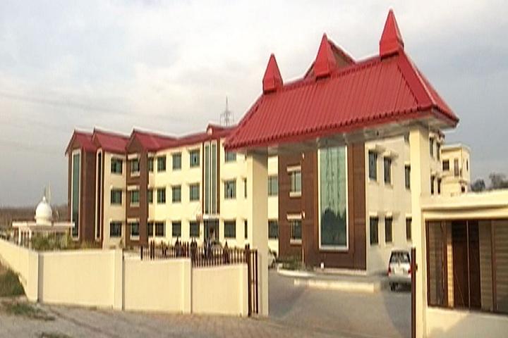 Gurukul International Senior Secondary School-Campus