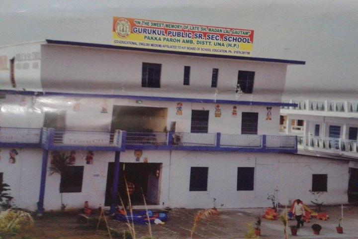 Gurukul International Senior Secondary School-Entrance
