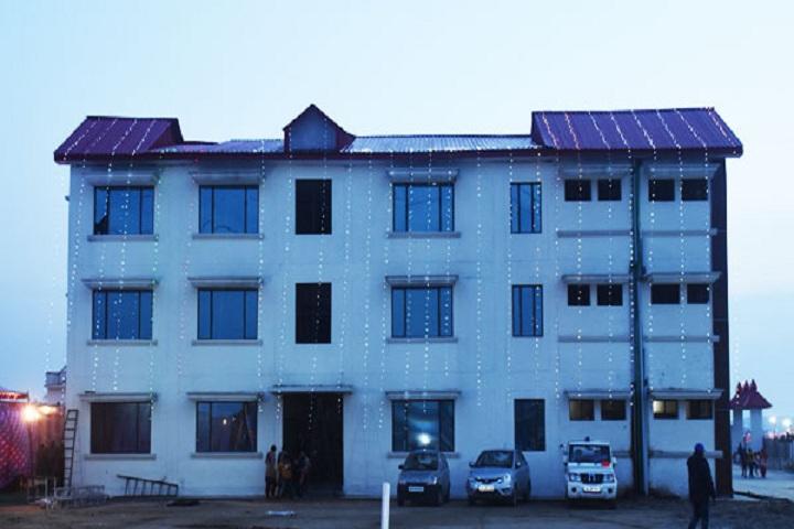 Gurukul International Senior Secondary School-View of Campus